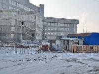 Верхняя Пышма, улица Ленина, строящееся здание