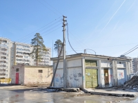 Verkhnyaya Pyshma, Lenin st, service building