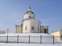 Verkhnyaya Pyshma, 寺庙 УСПЕНИЯ ПРЕСВЯТОЙ БОГОРОДИЦЫ, Sovetskaya st, 房屋 3