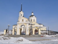 neighbour house: st. Sovetskaya, house 3. temple УСПЕНИЯ ПРЕСВЯТОЙ БОГОРОДИЦЫ