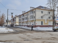 Verkhnyaya Pyshma, Spitsyn st, house 9. Apartment house