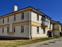 Верхняя Пышма, улица Спицына, дом 5. многоквартирный дом