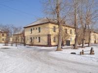 Verkhnyaya Pyshma, Kalinin st, house 23. Apartment house