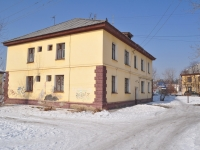Verkhnyaya Pyshma, Kalinin st, house 25. Apartment house