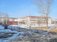 Verkhnyaya Pyshma, school №4, Kalinin st, house 37Б
