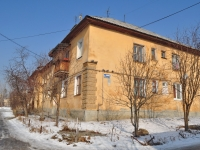 neighbour house: st. Kalinin, house 60. Apartment house