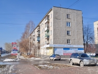 Verkhnyaya Pyshma, Kalinin st, house 66. Apartment house