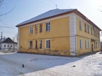 Verkhnyaya Pyshma, Uralskikh rabochikh st, house 9. Apartment house