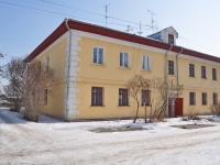 neighbour house: st. Uralskikh rabochikh, house 19. Apartment house