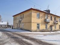 Verkhnyaya Pyshma, Uralskikh rabochikh st, house 21. Apartment house