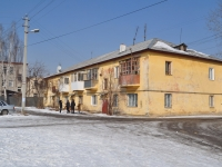 Verkhnyaya Pyshma, Uralskikh rabochikh st, house 25. Apartment house