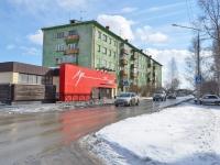 Verkhnyaya Pyshma, Uralskikh rabochikh st, house 36. Apartment house