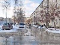Верхняя Пышма, улица Уральских рабочих, дом 37. многоквартирный дом