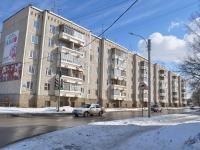 Verkhnyaya Pyshma, Uralskikh rabochikh st, house 38. Apartment house