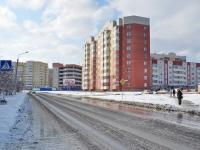 Verkhnyaya Pyshma, Uralskikh rabochikh st, 房屋 40. 公寓楼