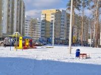 Verkhnyaya Pyshma, Uralskikh rabochikh st, house 44Б. Apartment house