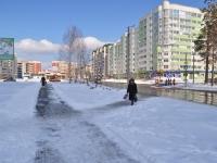 Verkhnyaya Pyshma, Uralskikh rabochikh st, house 49. Apartment house