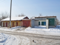 Верхняя Пышма, улица Уральских рабочих. неиспользуемое здание