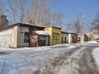 neighbour house: st. Uralskikh rabochikh. garage (parking)
