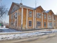 Verkhnyaya Pyshma, Chaykovsky st, house 8. Apartment house