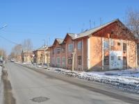 Verkhnyaya Pyshma, Chaykovsky st, 房屋 12. 公寓楼