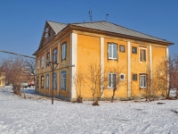 Верхняя Пышма, улица Чайковского, дом 16. многоквартирный дом