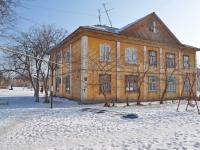 Verkhnyaya Pyshma, Chaykovsky st, house 16. Apartment house