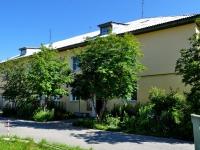 Verkhnyaya Pyshma, Chaykovsky st, house 25. Apartment house