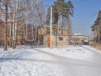 Верхняя Пышма, улица Чкалова. хозяйственный корпус