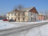 Верхняя Пышма, улица Щорса, дом 1. многоквартирный дом