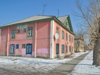 Verkhnyaya Pyshma, Shchors st, house 4. Apartment house