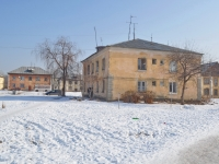 Verkhnyaya Pyshma, Shchors st, house 8. Apartment house