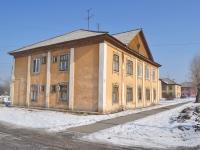 Verkhnyaya Pyshma, Shchors st, house 12. Apartment house