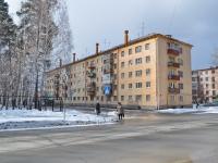 Verkhnyaya Pyshma, Mamin-Sibiryak st, 房屋 7. 公寓楼