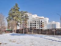 Verkhnyaya Pyshma, Mashinostroiteley st, house 6Б. building under construction
