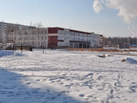 Verkhnyaya Pyshma, school №3, Mashinostroiteley st, house 6