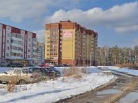 Verkhnyaya Pyshma, Sapozhnikov st, house 3. Apartment house