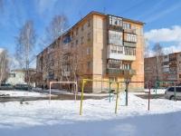 Verkhnyaya Pyshma, Yubileynaya st, house 4. Apartment house