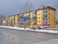 Verkhnyaya Pyshma, Yubileynaya st, house 9. Apartment house