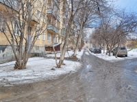 Verkhnyaya Pyshma, Yubileynaya st, house 12. Apartment house