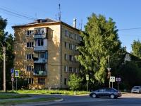 Verkhnyaya Pyshma, Yubileynaya st, 房屋 2. 公寓楼