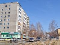 Verkhnyaya Pyshma, Yubileynaya st, house 11. Apartment house