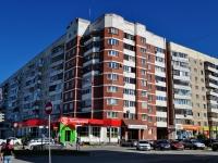 Verkhnyaya Pyshma, Yubileynaya st, house 15. Apartment house