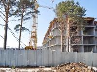 Verkhnyaya Pyshma, Yubileynaya st, building under construction