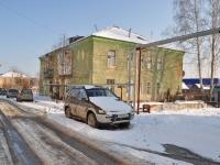 Verkhnyaya Pyshma, Ogneuporshchikov st, 房屋 9Б. 公寓楼