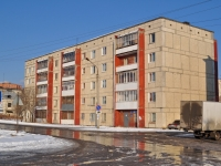 Verkhnyaya Pyshma, Ogneuporshchikov st, house 11Б. Apartment house