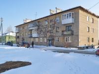 Верхняя Пышма, улица Огнеупорщиков, дом 15Б. многоквартирный дом