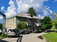 Верхняя Пышма, улица Огнеупорщиков, дом 9Б. многоквартирный дом