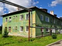 Верхняя Пышма, улица Огнеупорщиков, дом 13Б. многоквартирный дом