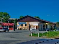 Первоуральск, проезд Корабельный, дом 1А. многофункциональное здание
